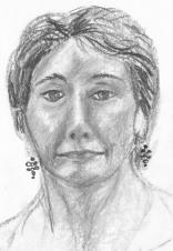 mother Liz grayscale