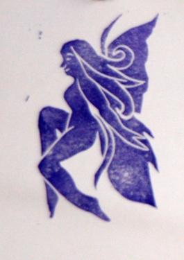 purple fairy a