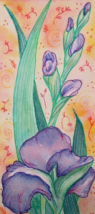 Gladiolus bouquet copy